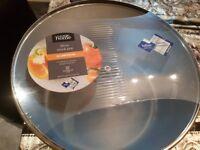 Brand new large size pan 32 cm stock pot aluminium
