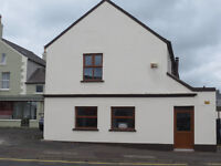 TO LET: Cafe / restaurant or commercial unit in prominent location in Ballymoney