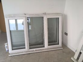 2 Double Glazed UPVC Windows With Side Opening's £100 Each Or Both For £175