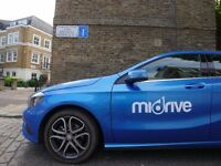 Driving Lessons with miDrive from just £20