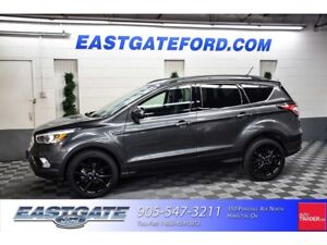 2018 Ford Escape SE with 19 Sport Wheels