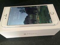Unlocked iPhone 6plus 64gb Silver