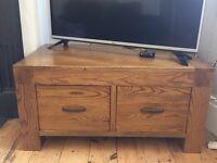 Solid Reclaimed Oak Coffee Table - RRP £676