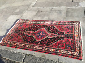 Eastern Rug , in good condition. Size L 167cm x W 94cm Viewing is a must .....reduced to £150