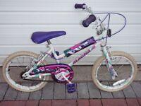 "£10 Girls bike, Magna brand ""Jade, Ride in Style"""