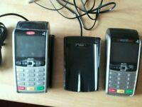 2x Iwl250 card machines