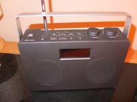 John Lewis Spectrum Duo DAB FM radio