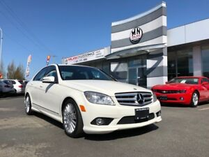 2010 Mercedes-Benz C-Class C250 4Matic Fully Loaded Great Buy!