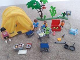 Playmobil Camping Set