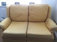 2 seater comfy sofa in excellent condition.