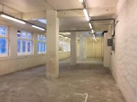 Photography and Film Studio / Exhibition Space in East London / Hackney Wick