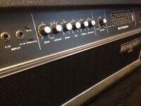Behringer BVT5500H Ultrabass 550W Bass Amplifier Head