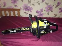 Ryobi power xt chainsaw