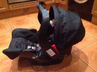 Garco car seat 0-12 months MUST SEE!!