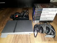 Silver Ps2 bundle