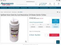 Acid neutralisers pack of 10
