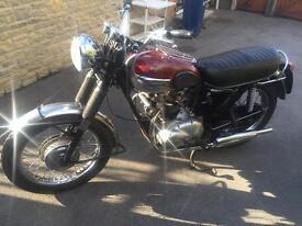 Triumph Tiger 500cc