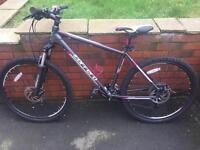 "CARRERA LADIES 10"" MOUNTAIN BIKE USED FEW TIMES"