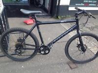 Carrera mtb mountain bike black
