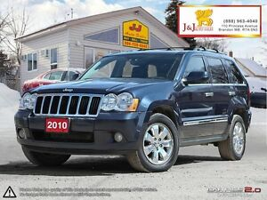 2010 Jeep Grand Cherokee Limited S/Roof,C.Start,V6 3.7L
