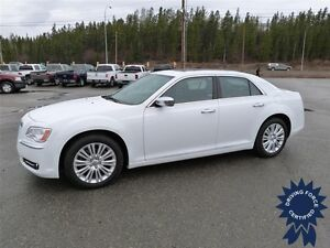2014 Chrysler 300C All Wheel Drive 5 Passenger Sedan - 7,690 KMs