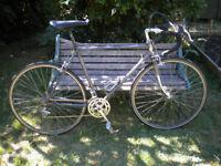 """Vintage """"Raleigh Royal"""" Racing Bike"""