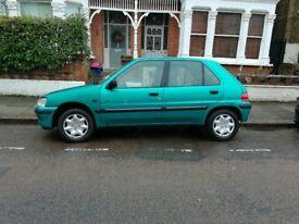 Peugeot 106 spares or repair