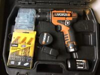 Worx power drill