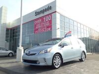 2012 Toyota Prius v Technology Package