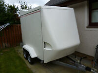 INDESPENSION TOW A VAN, BOX TRAILER, FIRST CLASS CONDITION IN AND OUT