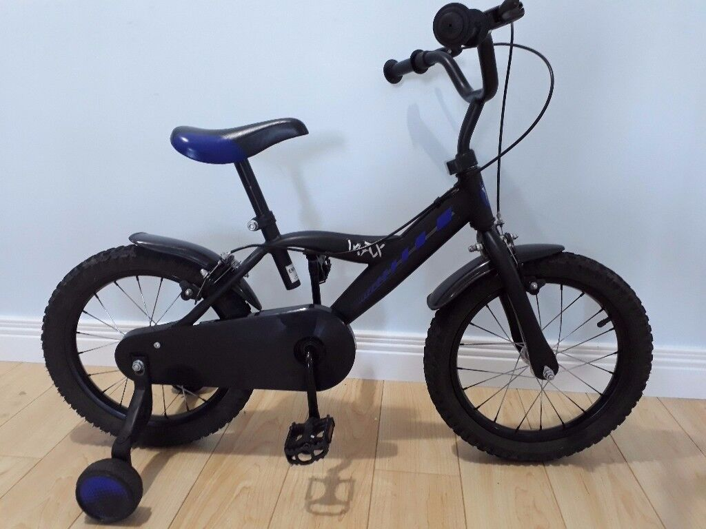boys bike bicycle 16 inch as new for 5+ years