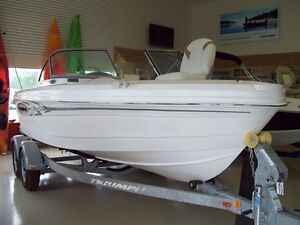 2017 triumph boats 186 FS -ALL IN PRICE - NO EXTRA FEES! Fish in