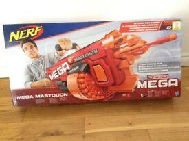 Nerf gun mega mastodon
