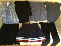 Maternity clothing bundle size 12-14
