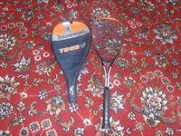 browning squash racket