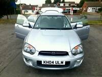Superb drive immacualte condition subaru impreza faster than bullet £1999 bargai