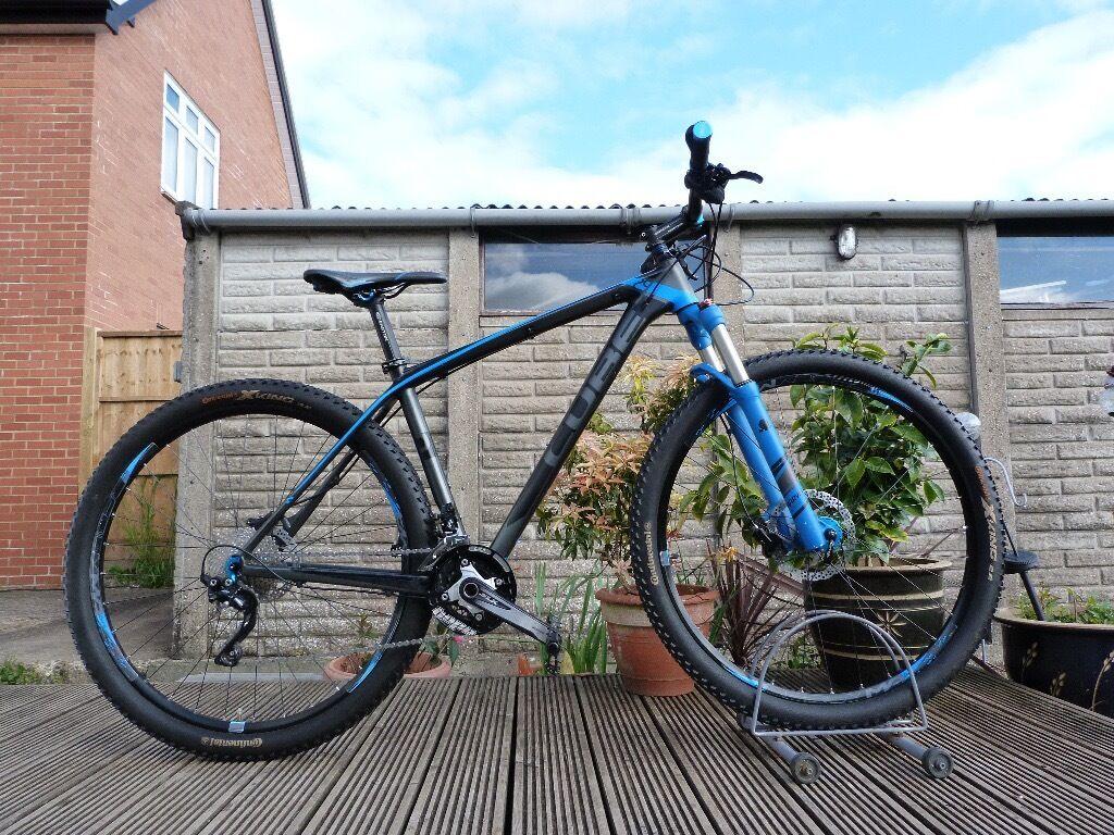 2013 Cube Reaction Carbon PRO 29er Mountain XC Bike 19\