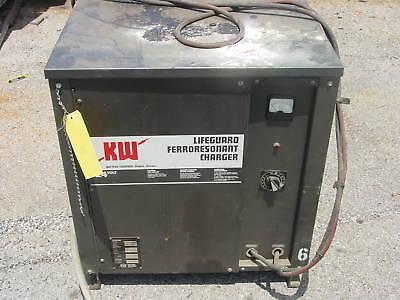 Kw 24 Volt Forklift Battery Charger