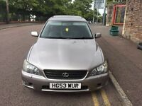 2004 LEXUS IS200 LIMITED EDITION EXELLENT EXAMLPE