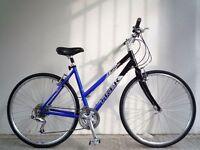 "(2070) 700c 20"" Lightweight Aluminium TREK ADULT HYBRID BIKE BICYCLE; Height:173-193 cm(5'8"" - 6'4"")"