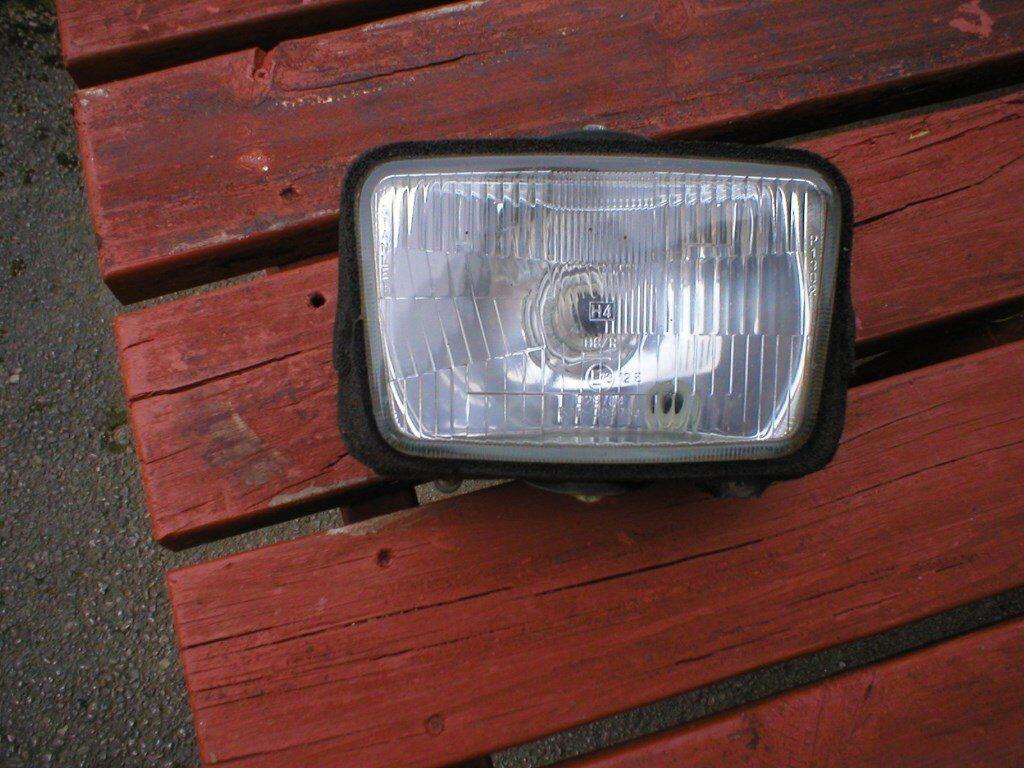 SUZUKI DRZ400 DRZ 400 E S SM HEADLIGHT GOOD CONDITION