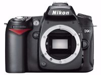 ******MUST SEE: GREAT CONDITION NIKON D90 DSLR CAMERA - body only ***** PRICED TO SELL THIS WEEKEND