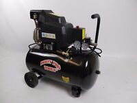 new air compressor and 15 mtr air hose new in box unused