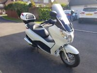 Honda S-Wing 2014 125 excellent condition