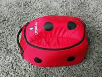 Littlelife ladybird suitcase