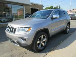 2015 Jeep Grand Cherokee Limited* CUIR+ TOIT*