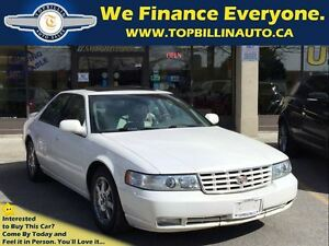 2004 Cadillac Seville STS LOW KILOMETERS, ONLY 112K