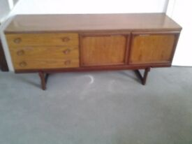 1960's / 70's ORIGINAL GD CONDITION SIDEBOARD.