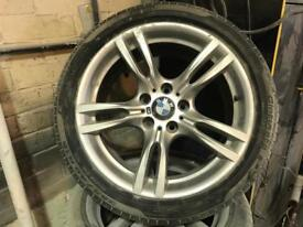 BMW 123 D WHEELS