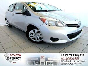 2014 Toyota Yaris UN PROPRIÉTAIRE, INSPECTION 160 POINTS!